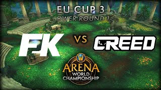 F2K MyWay vs Creed | Lower Round 1 | AWC Shadowlands EU Cup 3
