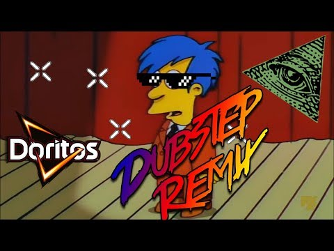 Simpsons - Ding a Ling (Dubstep Remix) TrIPpy WaRnInG