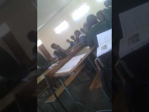 This is what happens during school hours at lehlabile high school