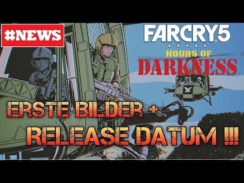 Far Cry 5 | #NEWS | Hours of Darkness | ERSTE BILDER und RELEASE DATUM geleakt!!!!? | NEUE WAFFEN | thumbnail