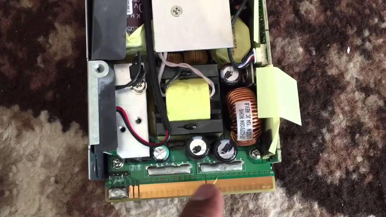 HP power supply Hack  Get 12v easily
