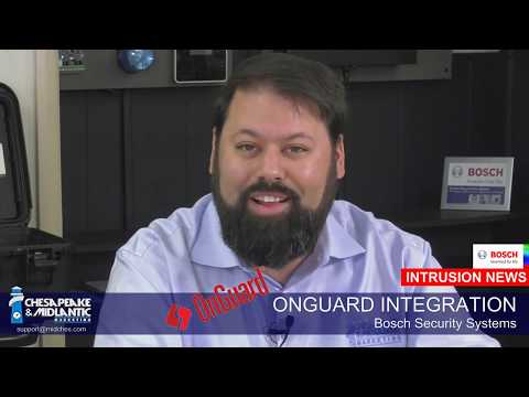 OnGuard By LenelS2 Integration To Bosch Alarm Panels Update