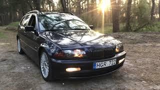 BMW e46 - как стиль жизни