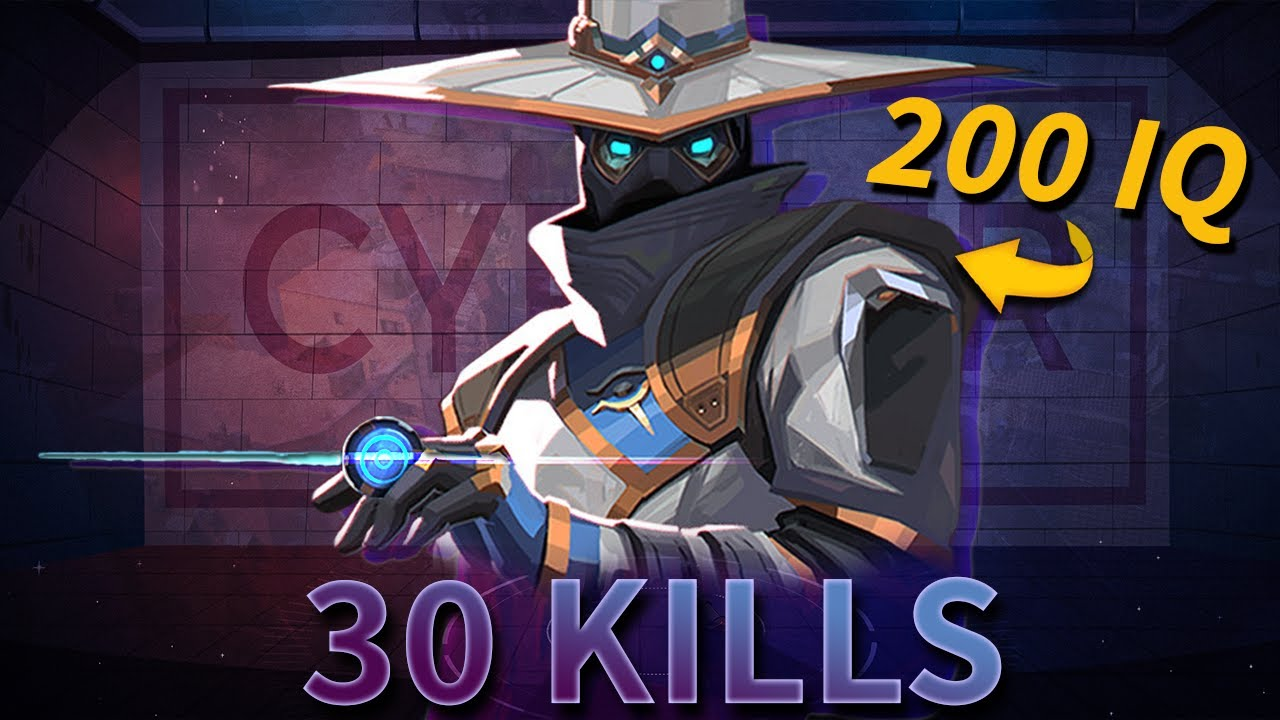 CYPHER PRO GAMEPLAY ASCENT 200 IQ Setup & Plays