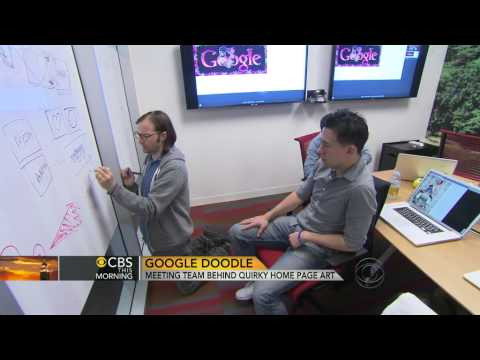 How Google Doodle Is Made ?