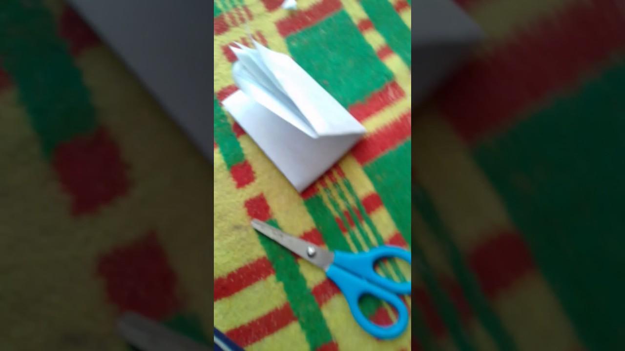 Как из бумаги сделать забор фото 805