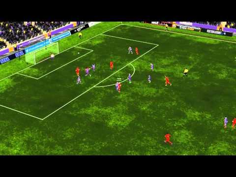 Anderlecht vs FC Bayern M�nchen - 17 minutes