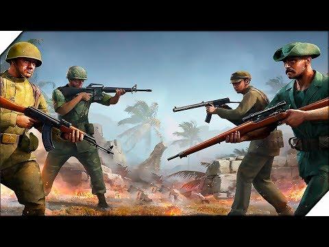 ПОЛЗИ ИЛИ УМРИ - Игра Force of Freedom. Онлайн Шутеры на андроид