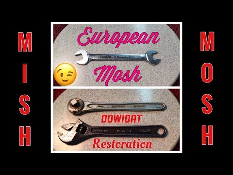 MMM  DOWIDAT Wrenches Restored...