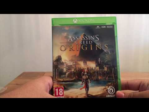 assassin's-creed-origins---deluxe-edition-unboxing-[xbox-one]
