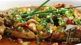 Receita de galinha caipira