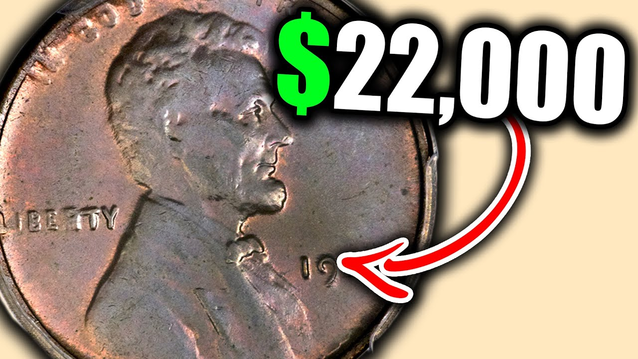 SUPER RARE OLD WHEAT PENNIES WORTH A LOT OF MONEY!!