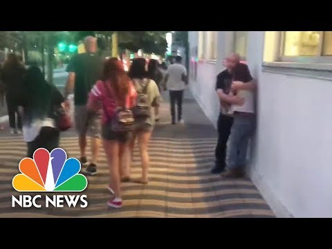 Special Report: 7.1 Magnitude Earthquake Leaves California Residents Rattled | NBC News
