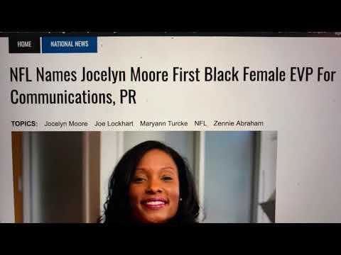 Jocelyn Moore Former NFL EVP PR Exec Resurfaces With Ozone X Venture Capital