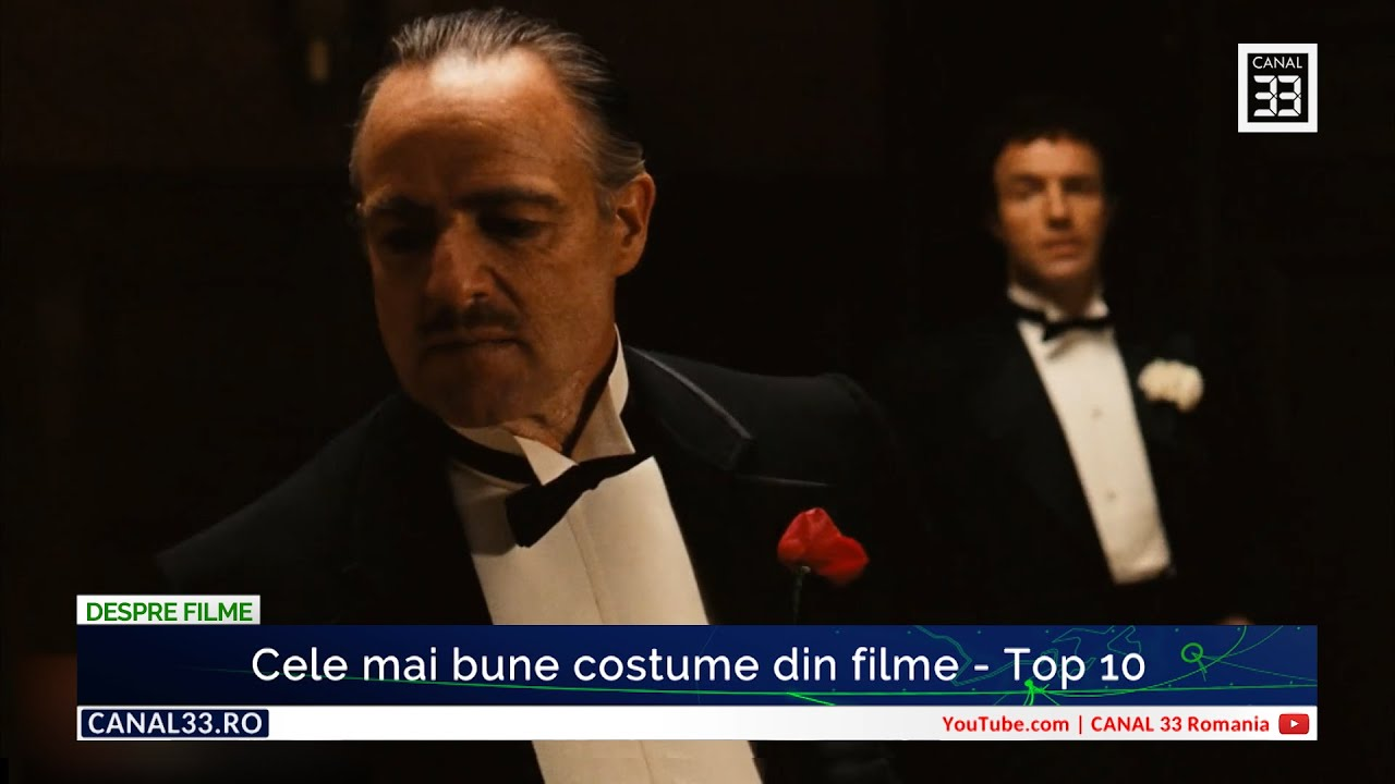 Top 10 – The best costumes from movies