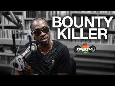 Bounty Killer talks his legacy, early beginnings & social media activism (PT1)