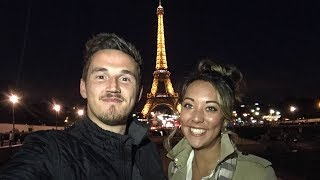 Paris with the Wife!