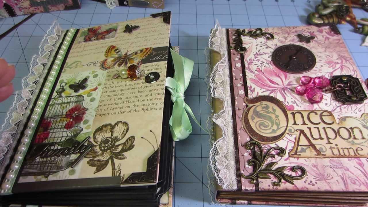 Envelope mini Album; Kathy Orta styleYouTube