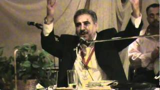 Zajal-Roukoz Khalil Roukoz & Imad Zein Ch3eib الزجل اللبناني