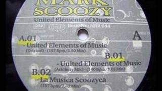 Mark Scoozy - United Elements Of Music