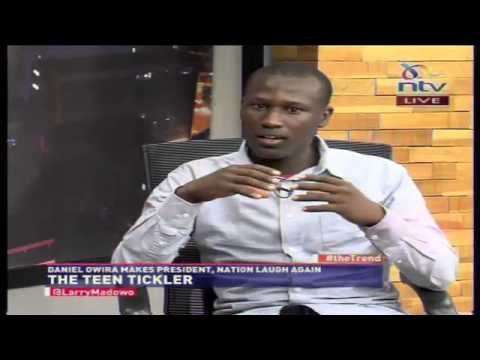 YouTube   #theTrend  'Otonglo' narrator Daniel Owira 1 year later
