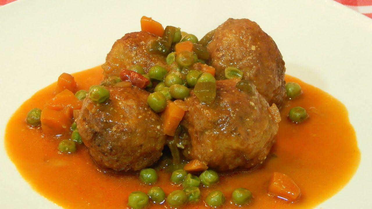 C mo hacer alb ndigas de sepia en salsa receta f cil - Salsas faciles de hacer ...