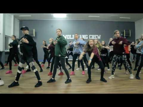 Bryson Tiller  Just Another Interlude  Liam Pentland choreography  WOLF WINTER WORKSHOPS
