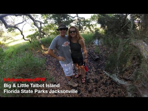 Big & Little Talbot Island Florida State Parks, Jacksonville | #AdventuresofPW