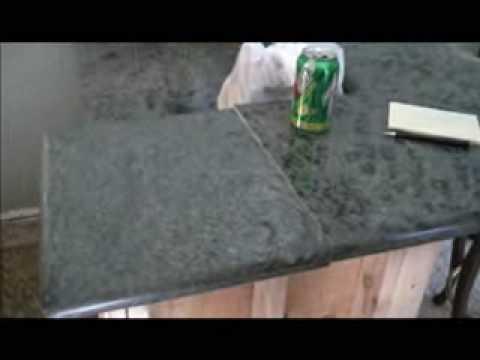 granite installation gone bad youtube. Black Bedroom Furniture Sets. Home Design Ideas