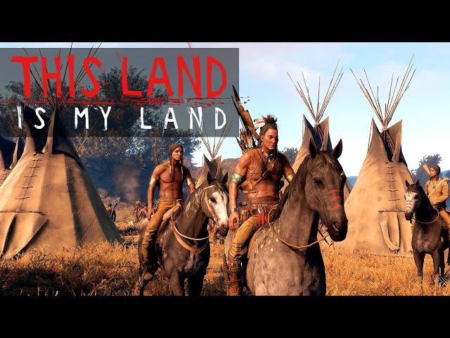 Die Stun-Pfeil-Taktik? 🦅 This Land Is My Land #22 🦅 [Lets Play Deutsch]