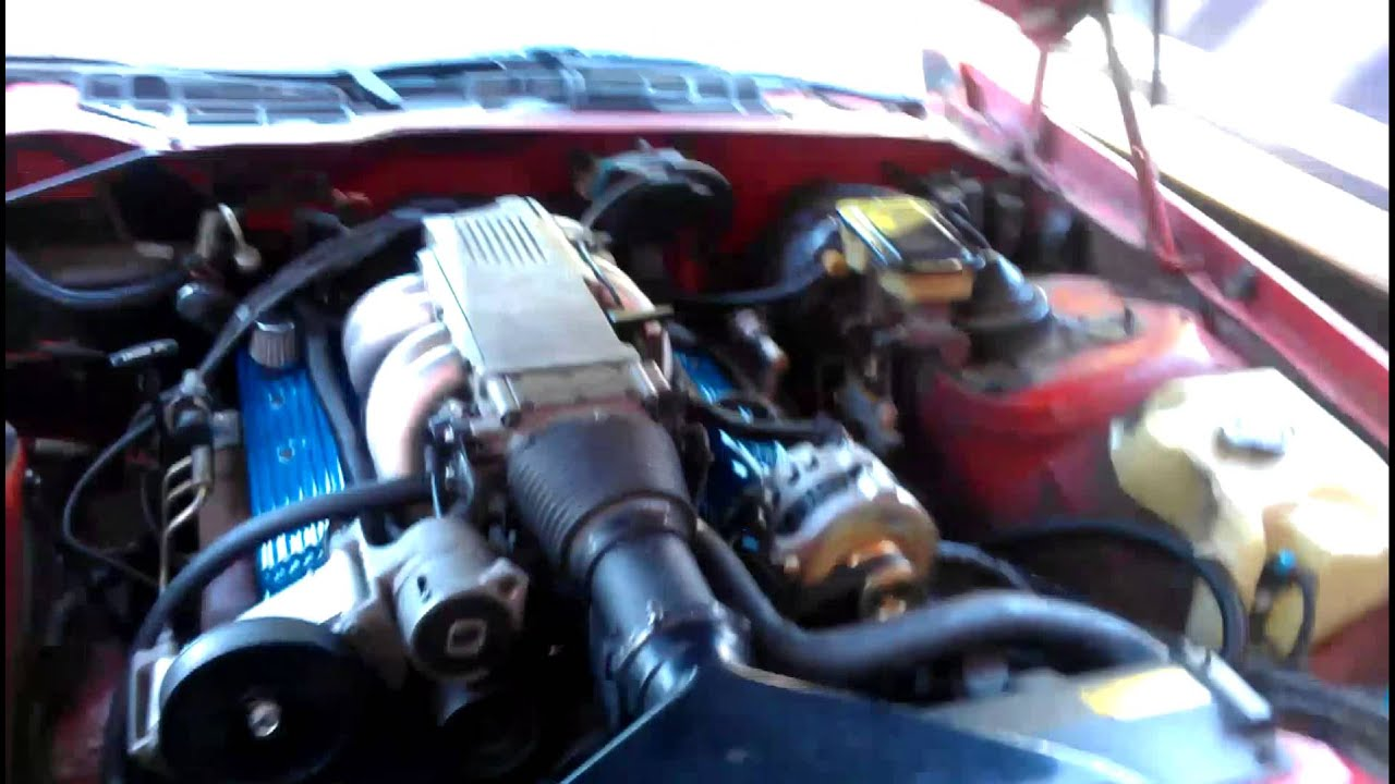 1989 Iroc Z 305 TPI Starting and Throttle response issue