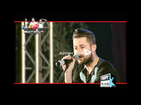 Akcent Live In Lahore 2012 With Team AJ (how Deep Is Your Love)