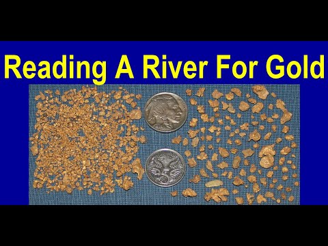 Geology Of Placer Deposits, Part 1 Reading A River