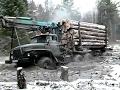 Rus Kamyonlarının Gücü