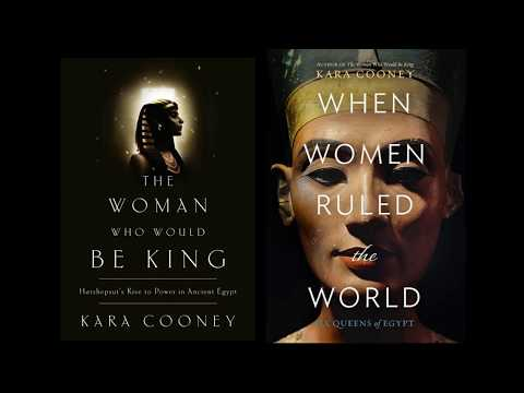 Women And Power In Ancient Egypt - Kara Cooney Lectures At RAFFMA