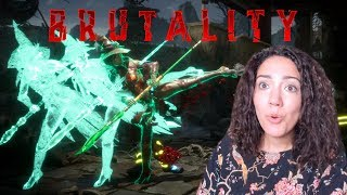 Unlocking New BRUTALITIES! - Mortal Kombat 11 Halloween Event Trick or Treat Tower