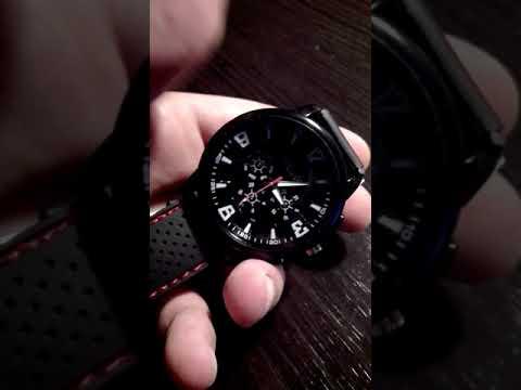 Clock Weijieer SG1236 Male Quartz Watch