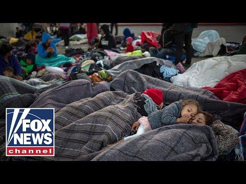 Tijuana declares humanitarian crisis amid caravan arrival