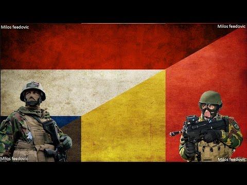 Belgian Armed Forces vs Dutch Armed Forces - Comparison
