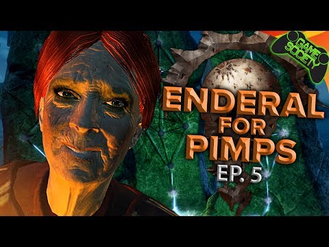 Skyrim for Pimps ENDERAL - Old Lady Batin' (EP 05) - Game Society
