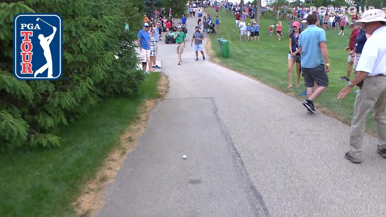 Golf cart path: Friend or foe?