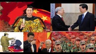 Bằng chứng Nguyễn Phú Trọng rắp tâm bán nước cho Tàu