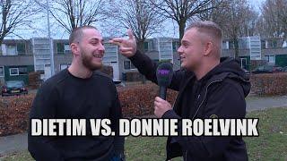 'Boxer' DieTim snoert Dennis de mond om verleden