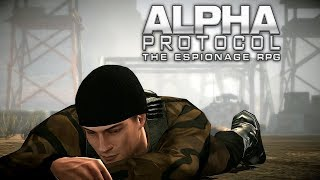 Alpha Protocol Gameplay: Stealth Espionage RPG