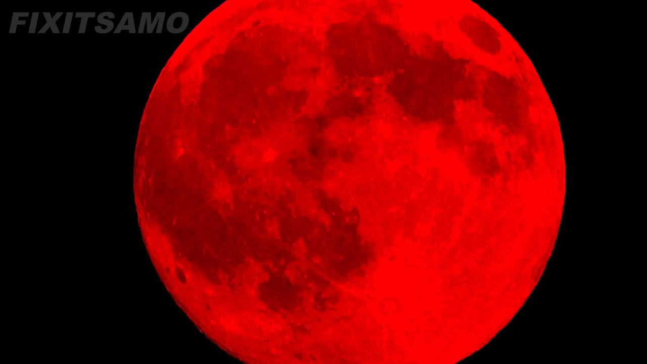 Real Red Moon | www.pixshark.com - Images Galleries With A ...