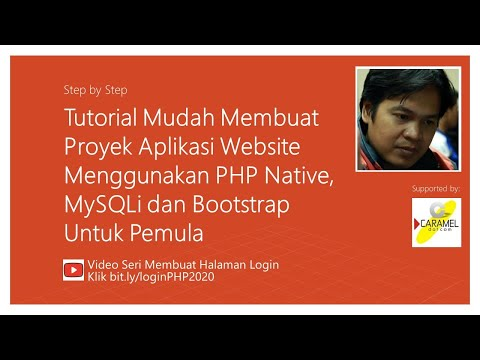 #2-membuat-halaman-login-|-tutorial-membuat-website-dengan-php-dan-mysql