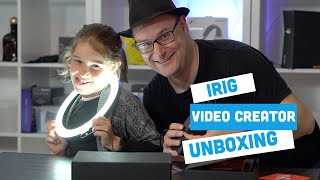 iRig Video Creator HD Bundle im Unboxing in Schweizerdeutsch