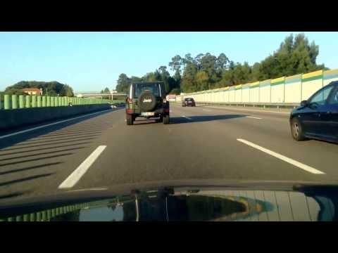Toyotta Corolla - radar - excesso de velocidade