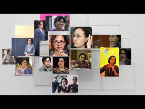Profil Menteri Keuangan Sri Mulyani Indrawati, S.E., M.Sc., Ph.D