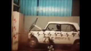 Crash Test Auto VAZ (LADA) 2105